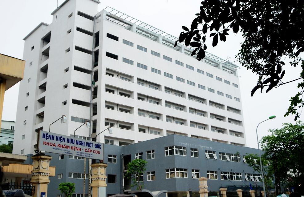 Lịch khám nam khoa ở bệnh viện Việt Đức