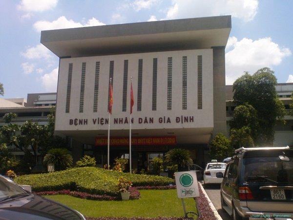 Phòng khám nam khoa - Bệnh viện Nhân dân Gia Định