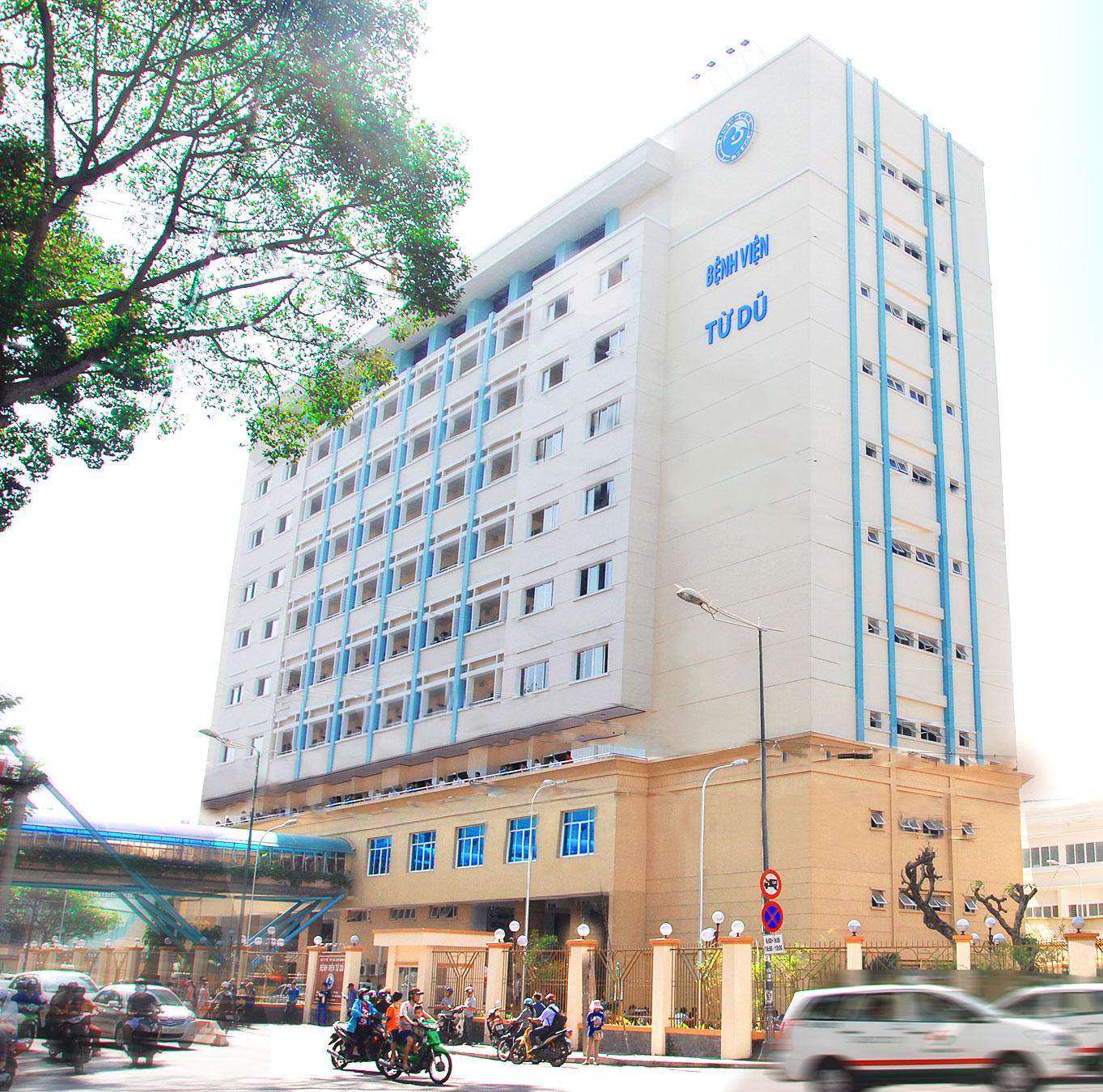 Khoa Hiếm muộn - Bệnh viện Từ Dũ