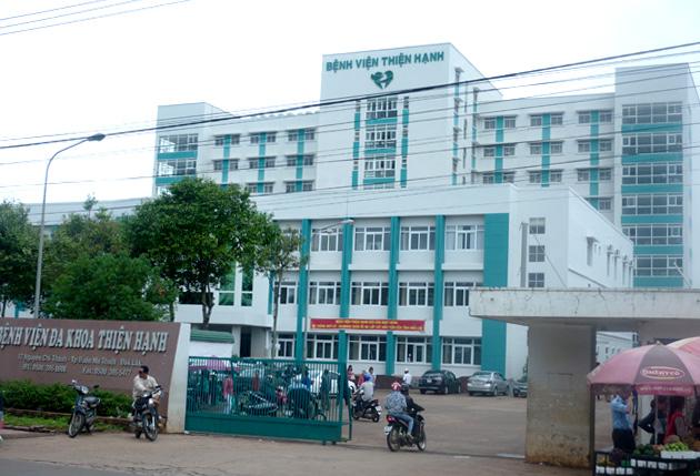 Phòng khám nam khoa Thiện Hạnh - Bệnh viện đa khoa Thiện Hạnh - phòng khám nam khoa ở Buôn Ma Thuột