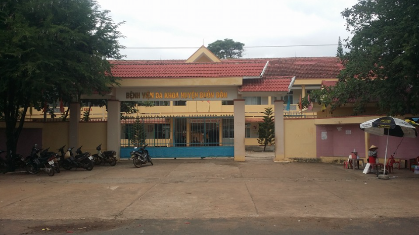 Bệnh viện Đa khoa tỉnh Đaklak