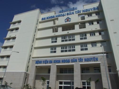 Bệnh viện Đa khoa Ngoại - Phụ Sản Tây Nguyên Đắk lắk