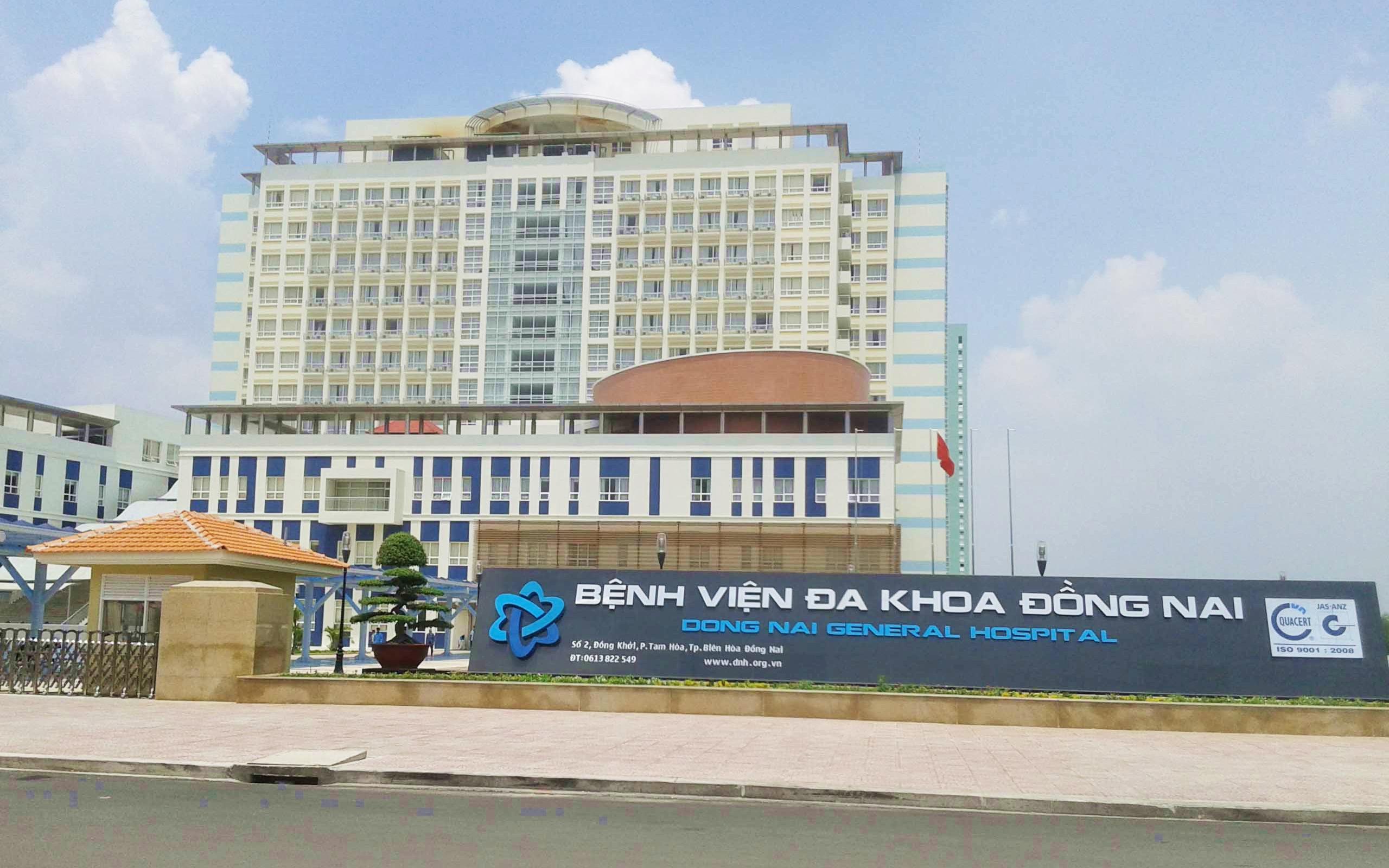 Bệnh viện Đa khoa Đồng Nai - phòng khám nam khoa ở Đồng Nai