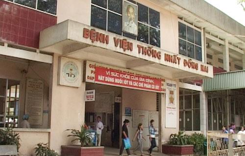 Phòng khám nam khoa ở Đồng Nai- Bệnh viện Đa khoa khu vực Thống Nhất - phòng khám nam khoa tại Đồng Nai