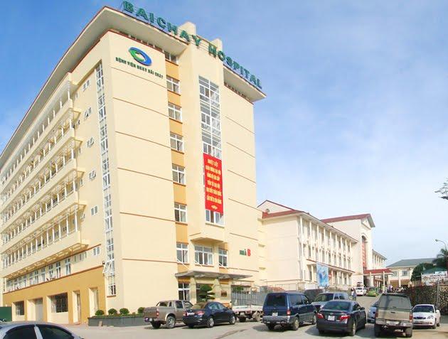 bệnh viện đa khoa khu vực Bãi Cháy