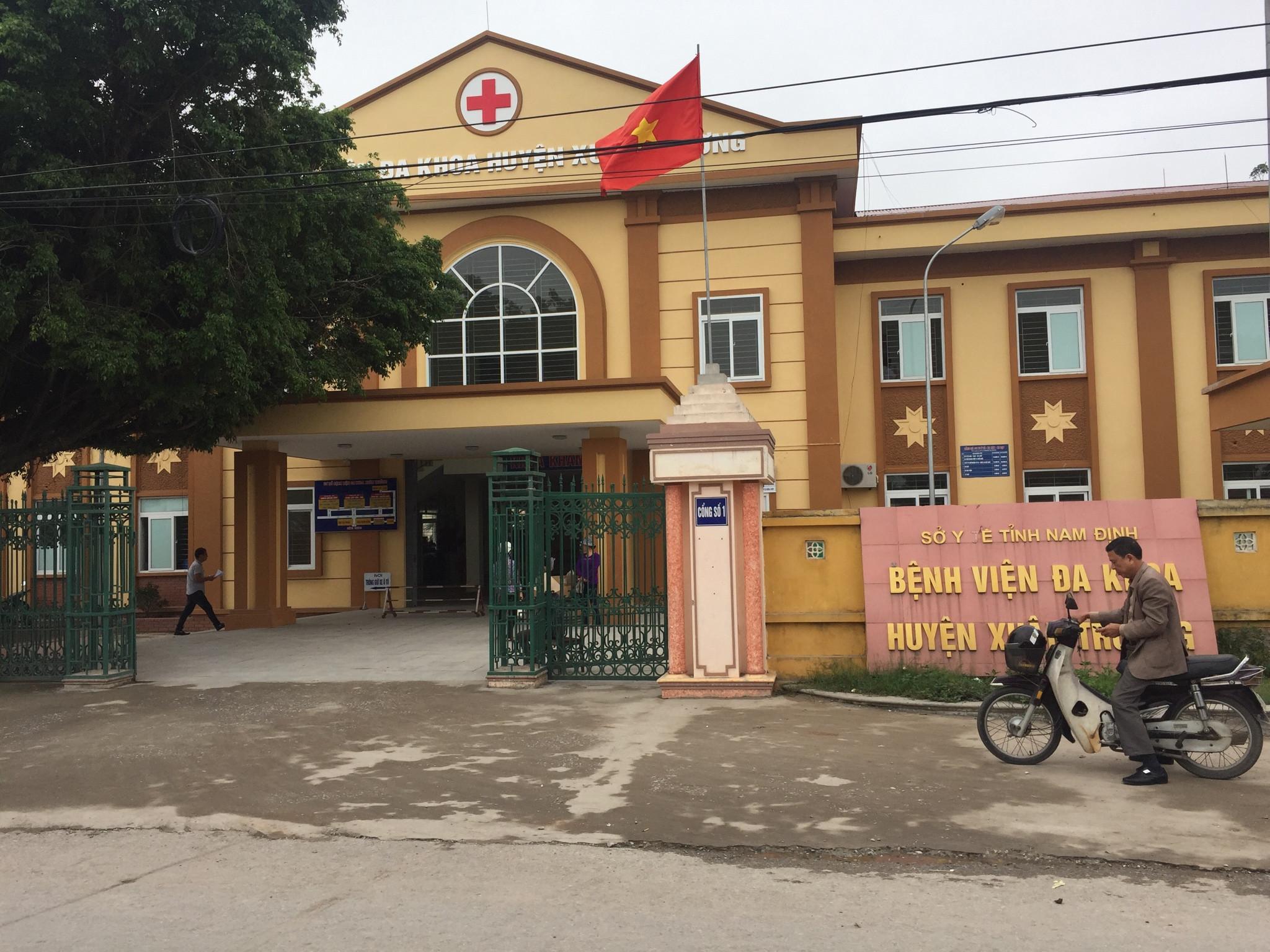 bệnh viện đa khoa huyện Xuân Trường