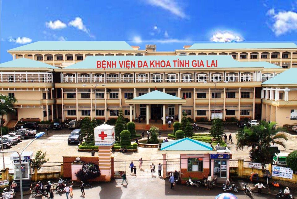 Bệnh viện Đa khoa tỉnh Gia Lai - địa chỉ phòng khám nam khoa tại Gia Lai