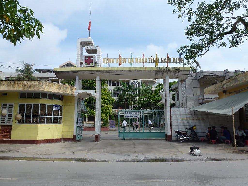 Phòng khám nam khoa ở tại Nam Định - bệnh viện đa khoa tỉnh Nam Định
