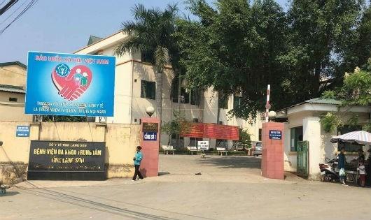 Bệnh viện Đa khoa Trung tâm tỉnh Lạng Sơn