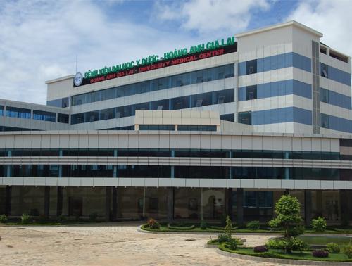 Bệnh viện Đại học Y dược Hoàng Anh Gia Lai
