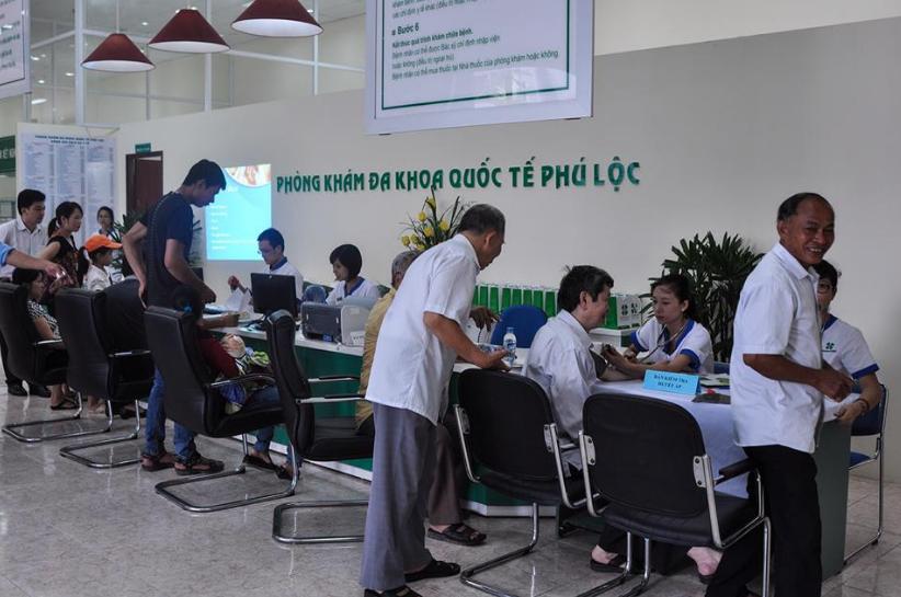 Phòng khám đa khoa quốc tế Phú Lộc