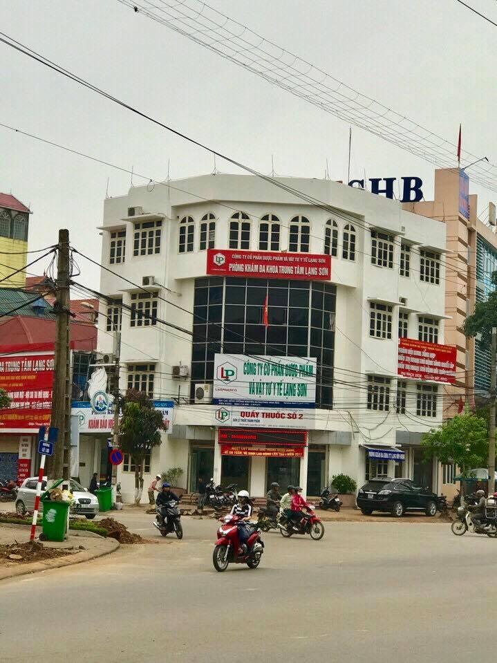 Phòng khám đa khoa trung tâm Lạng Sơn
