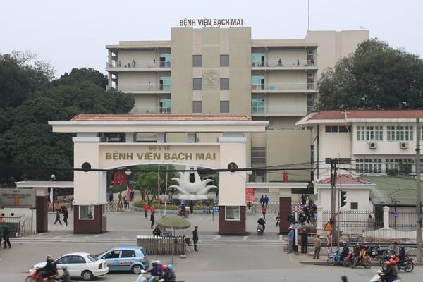 Bệnh viện Bạch Mai chuyên về gì