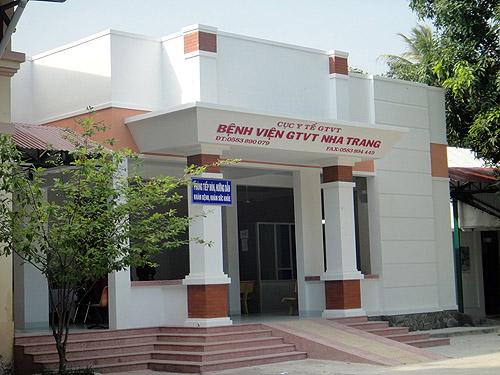 khám nam khoa ở bệnh viện Giao thông vận tải 6 Nha Trang