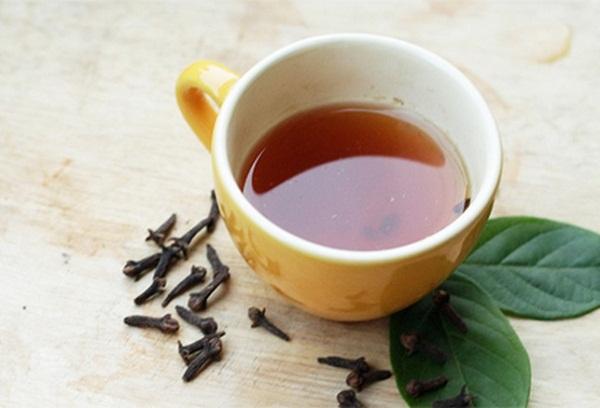 trà đinh hương