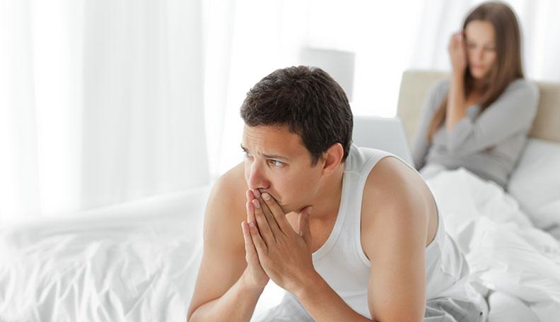 cách chữa rối loạn cương dương không dùng thuốc