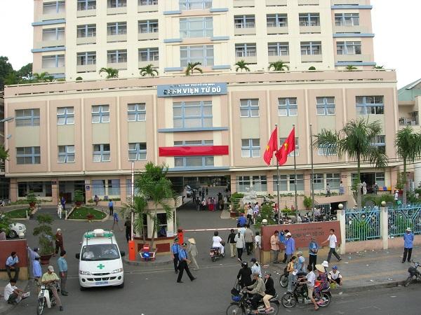 phòng khám nam khoa quận 1 - bệnh viện từ dũ
