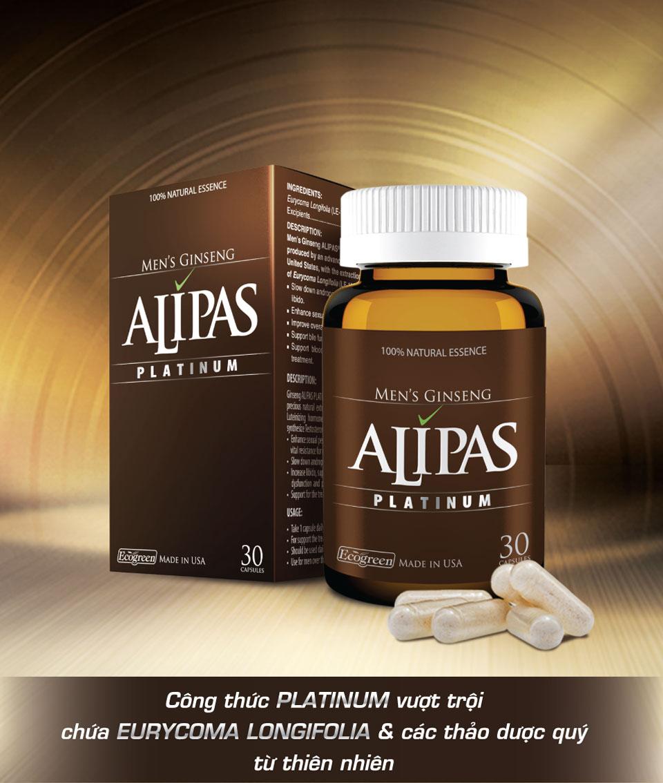 sâm Alipas Platinum có tốt không