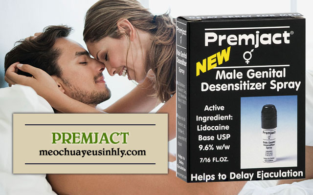 Premjact Male Spray