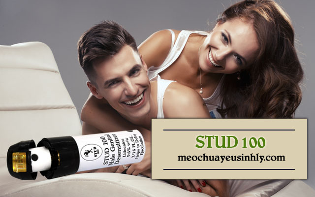 Stud 100 Spray for men