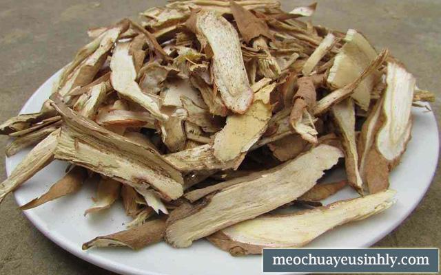 Sắc rễ cau điều trị bệnh liệt dương