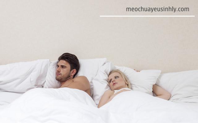 Thói quen thức khuya có thể gây yếu sinh lý