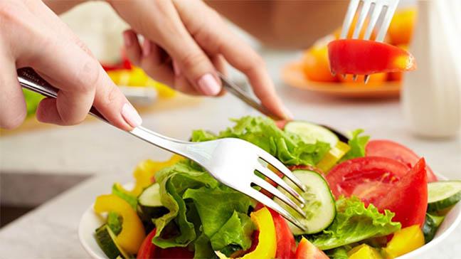 chế độ ăn uống đầy đủ