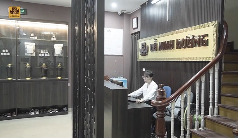 Nhà thuốc Đỗ Minh Đường là địa chỉ vợ chồng anh Hiếu tin tưởng tới chữa rối loạn cương dương